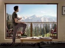 Graham Sherrington – Alpen