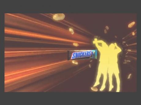 Snickers – Futbol